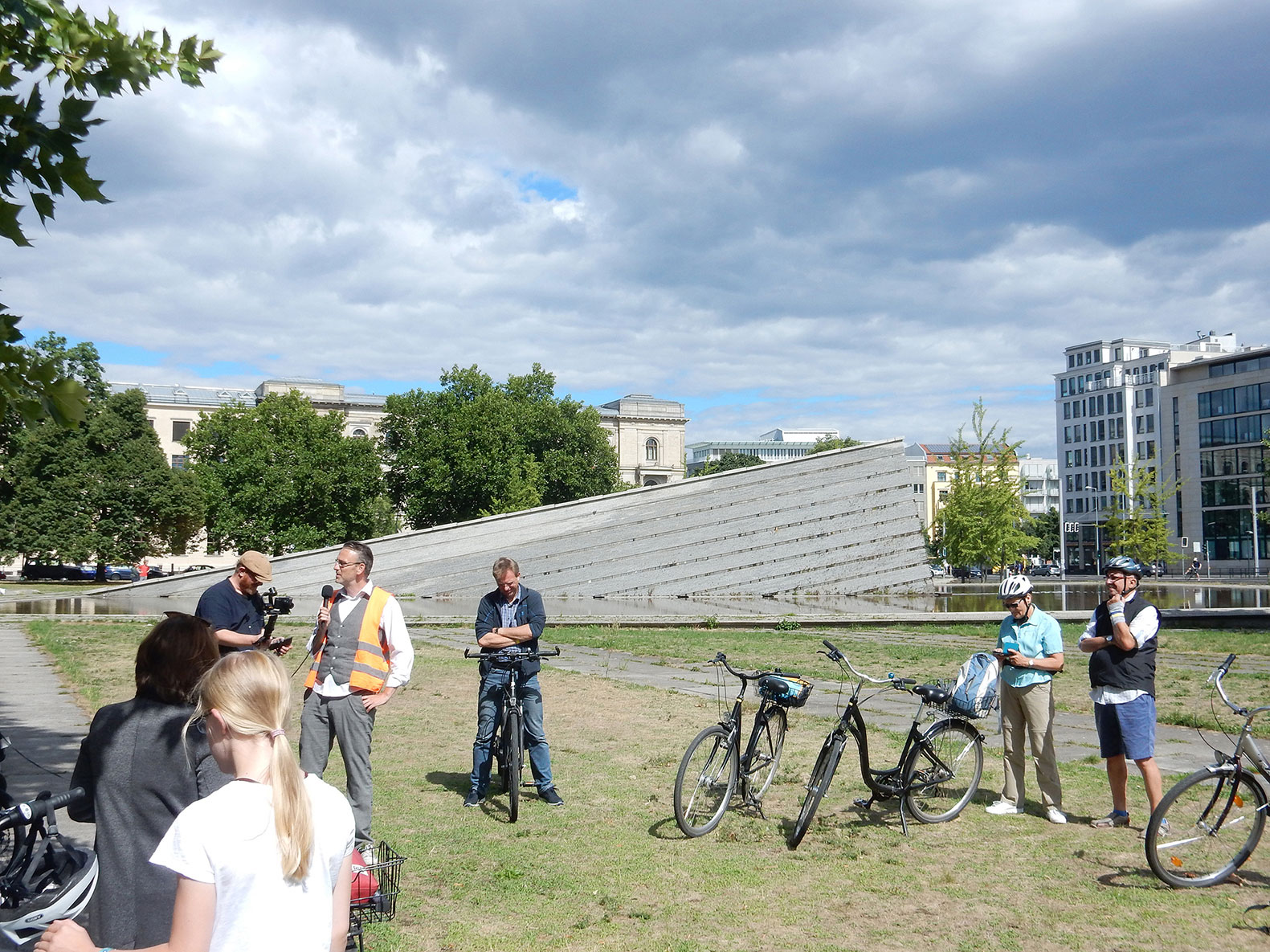 Geführte Radtour Berlin
