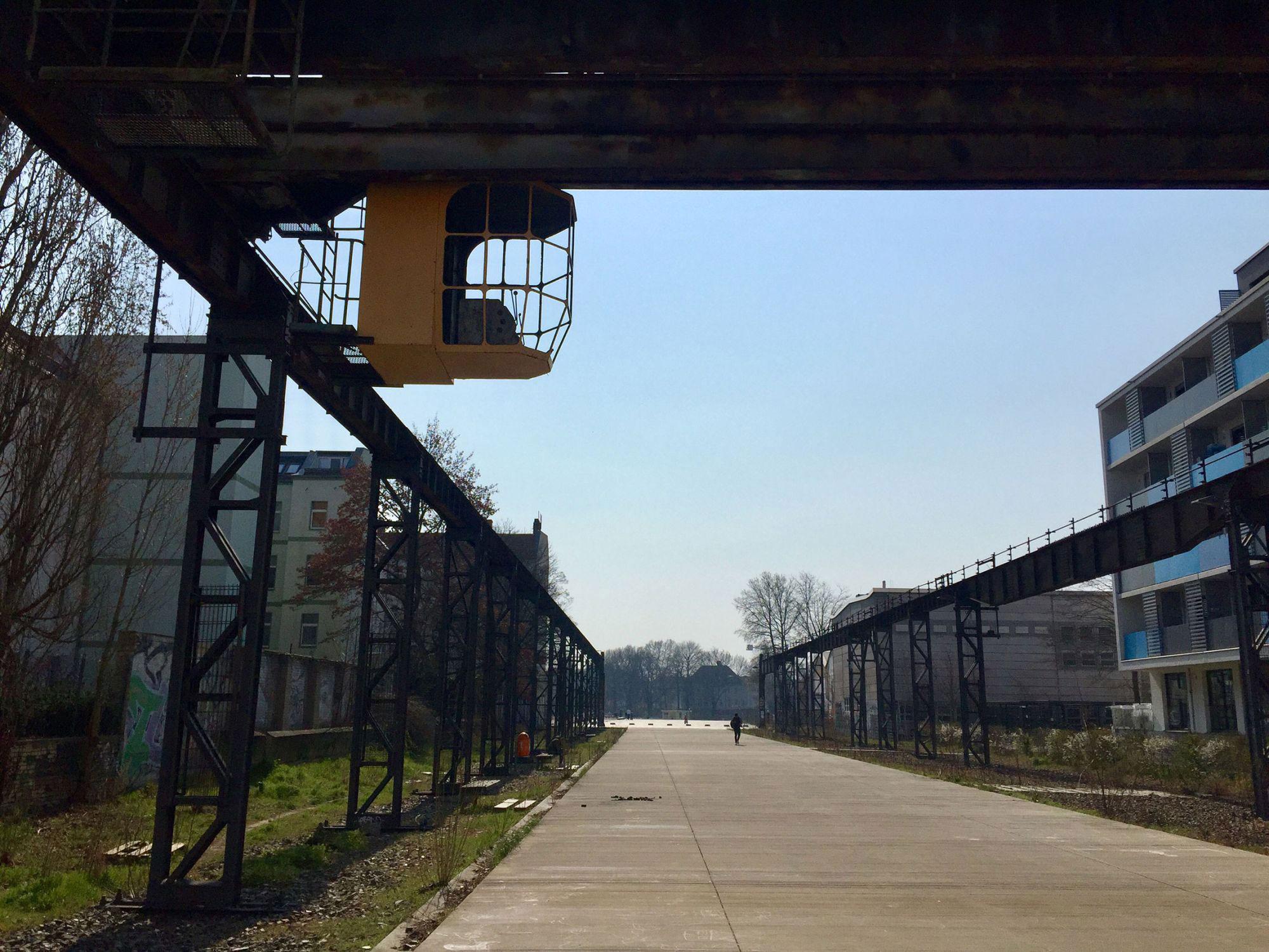 Kranbahn Schöneweide