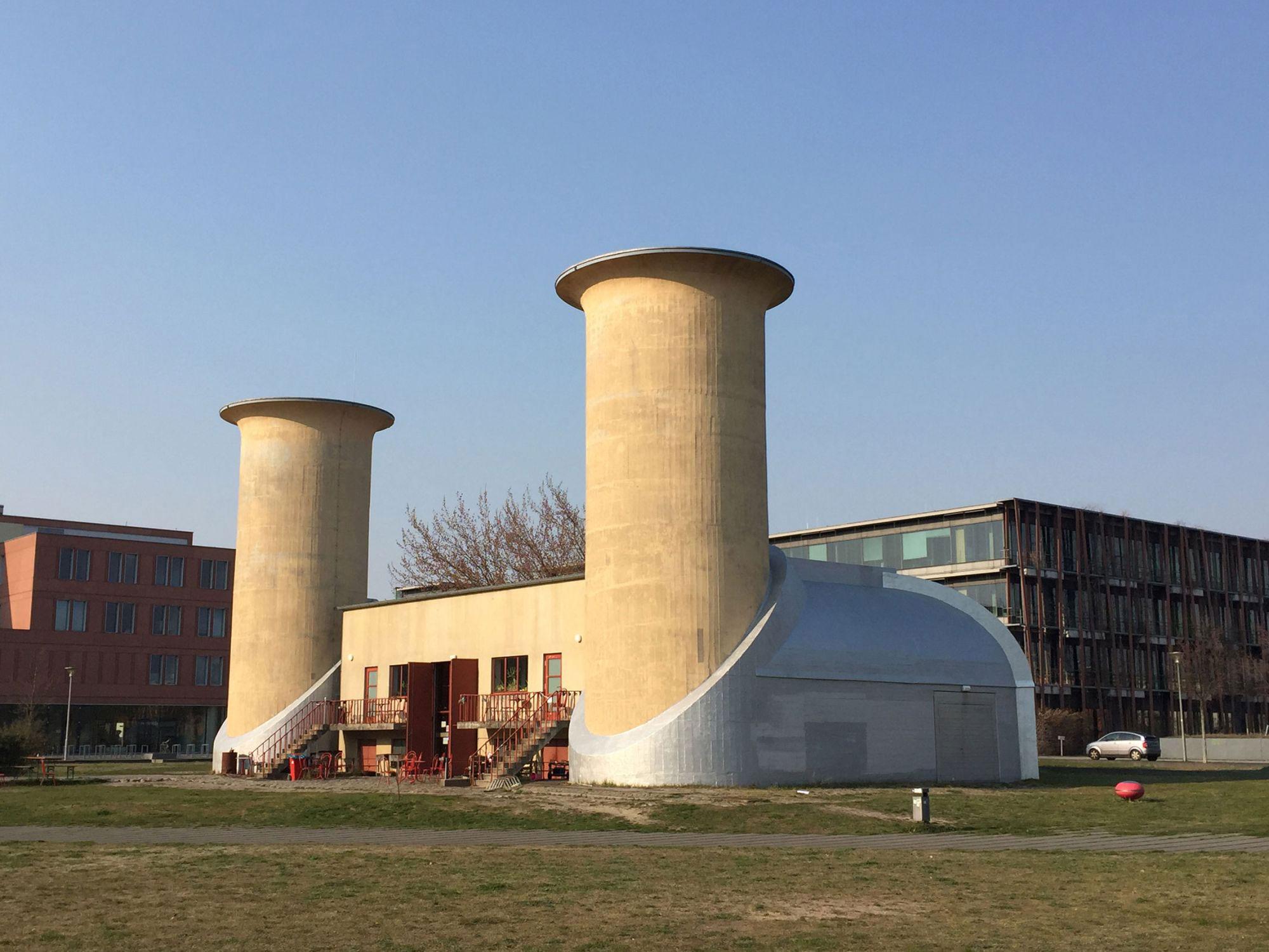 Aerodynamischer Park Adlershof
