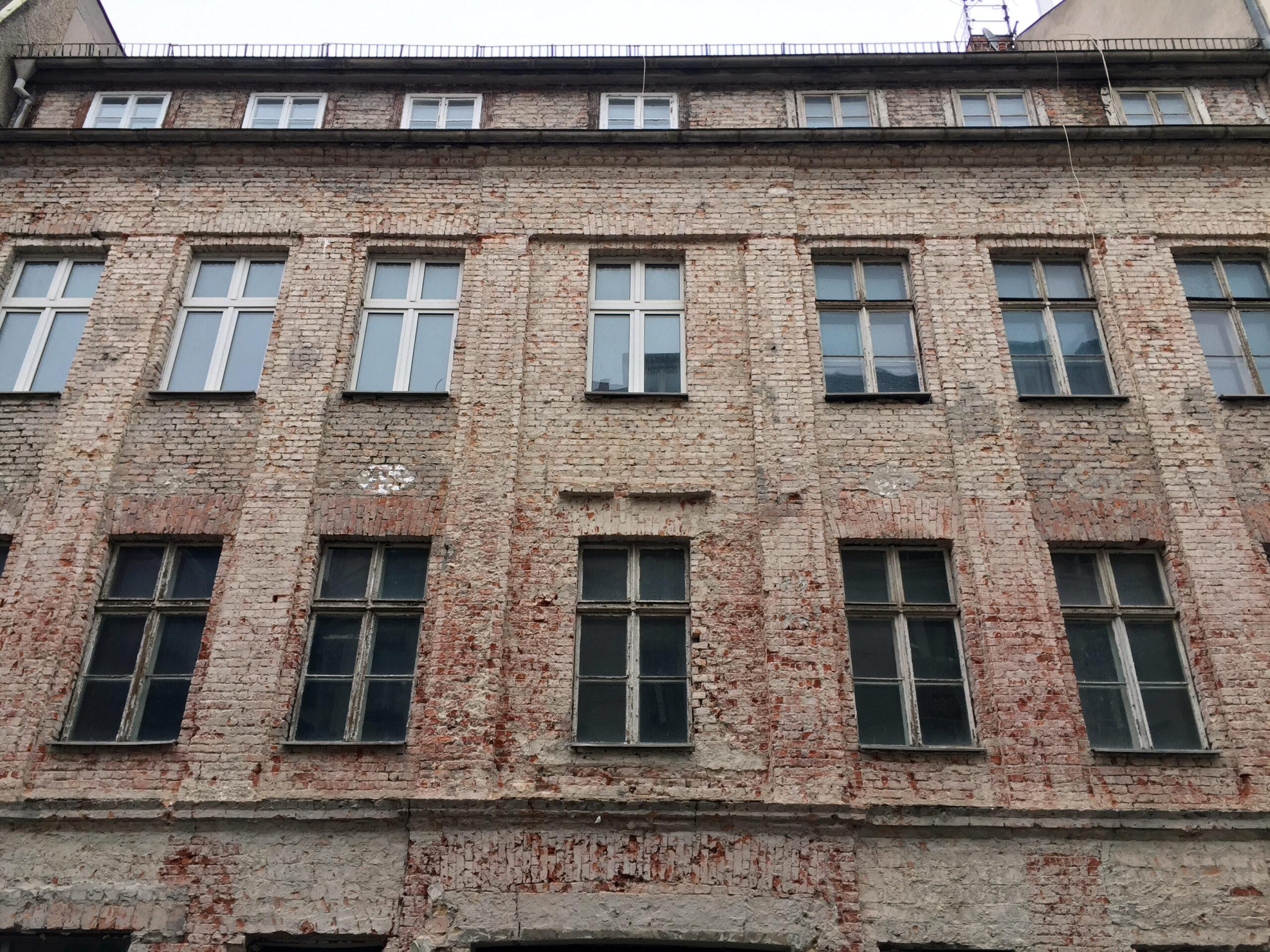 Altbauten in der Sophienstraße