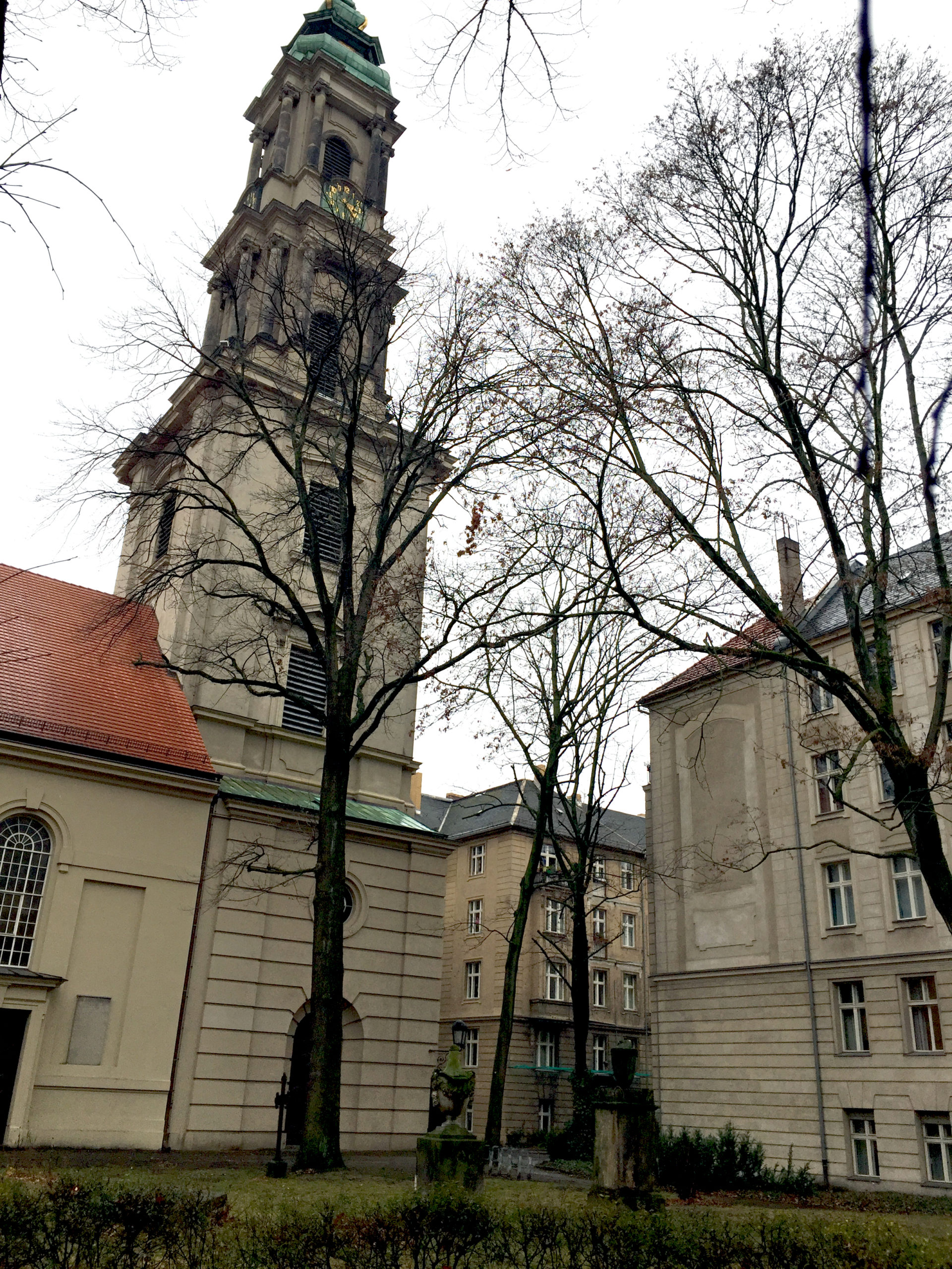Sophienkirche in Berlin