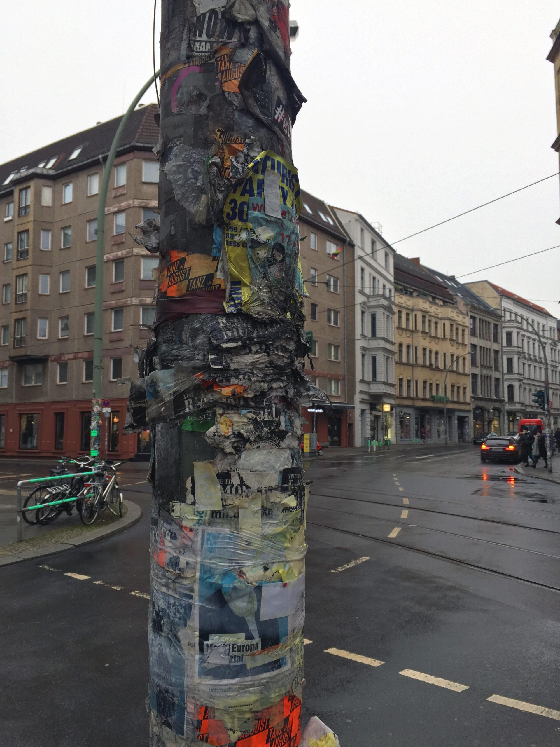 Spaziergang Berlin Mitte
