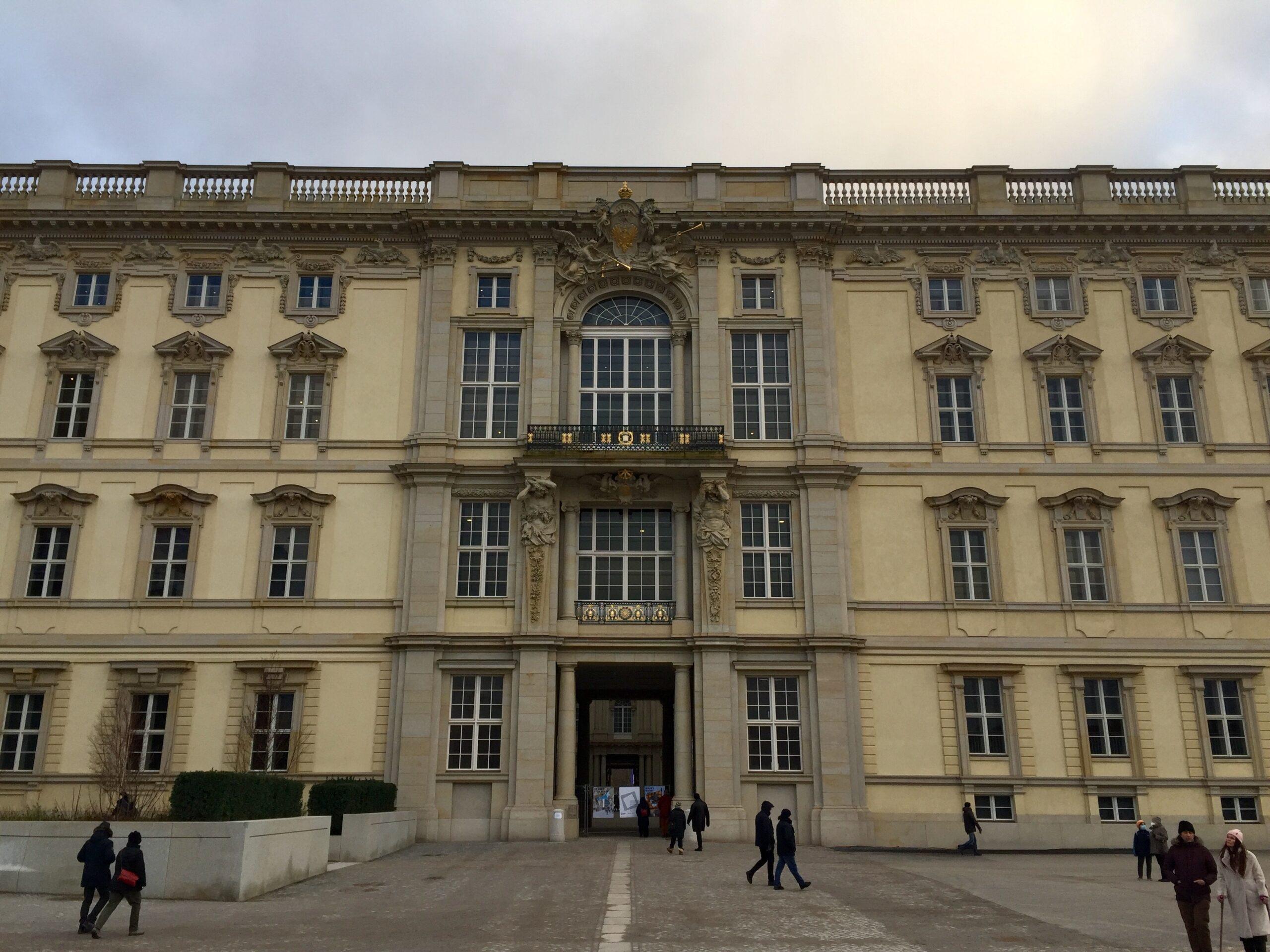 Humbolt Forum bzw. Stadtschloss