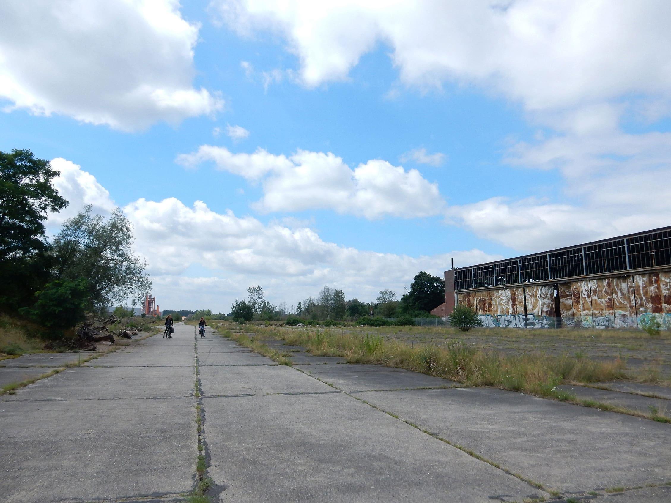 Lost Place Heinkelwerke Oranienburg