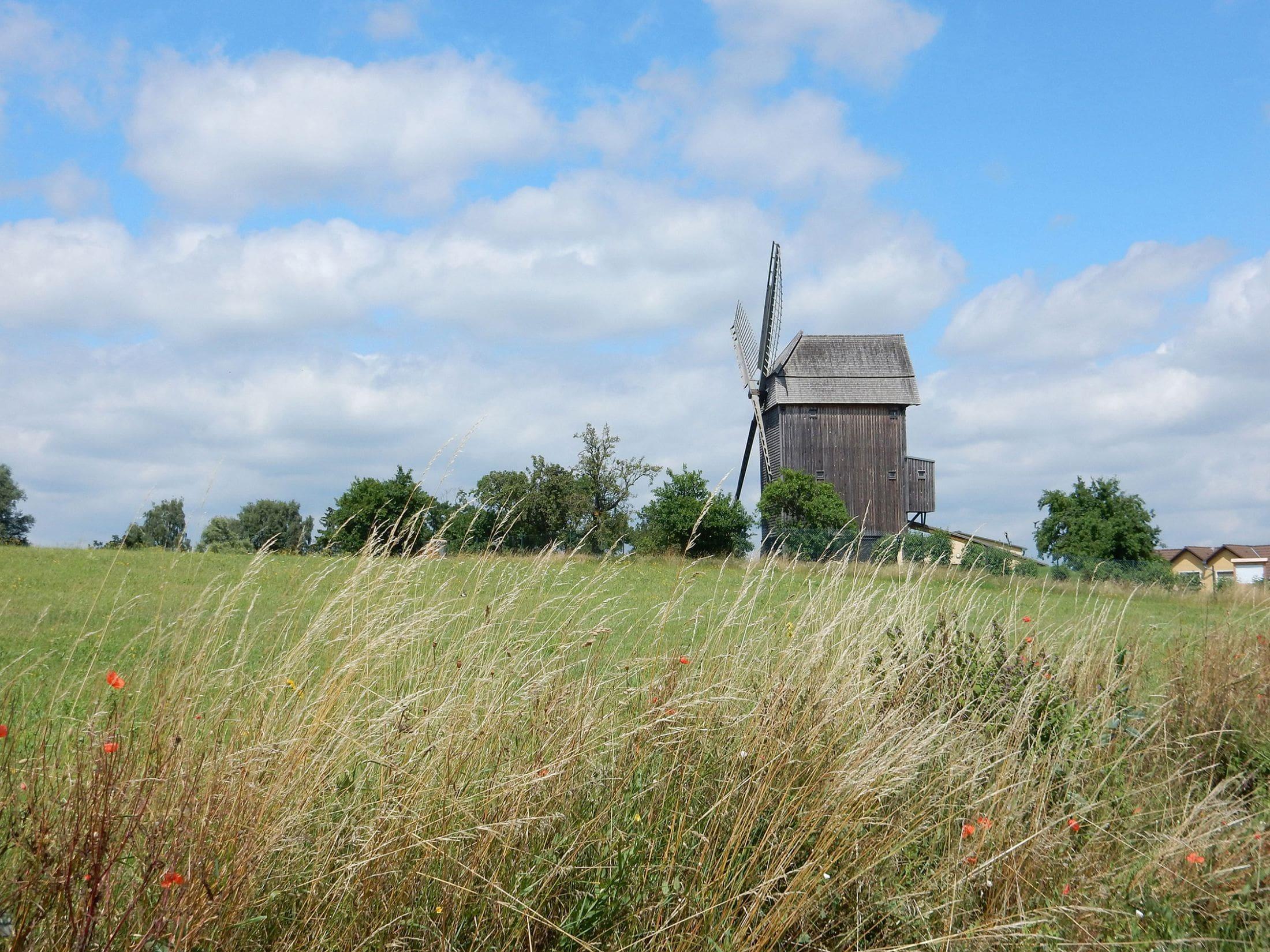 Mühle in Vehlefanz