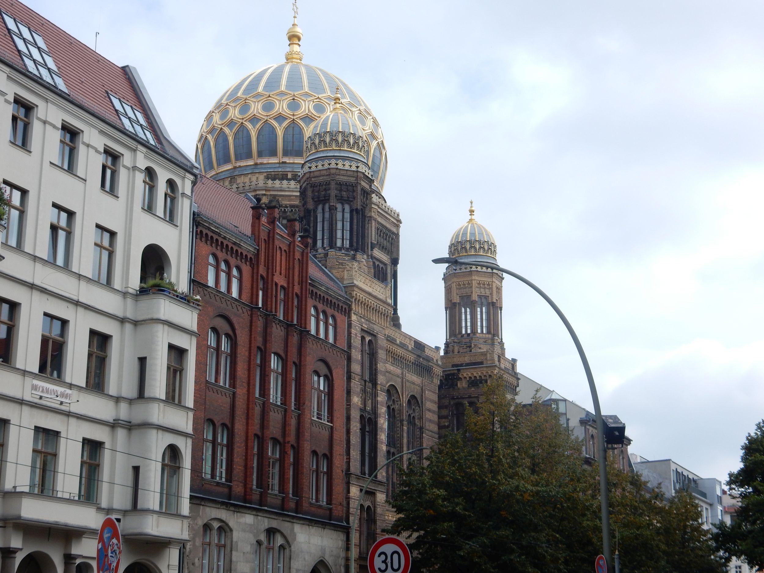 Jüdisches Leben in Berlin Mitte